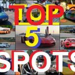 Top 5 Spots 2016