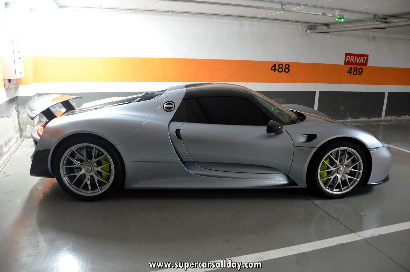 porsche 918 spyder weissach package supercars all day exotic cars photo. Black Bedroom Furniture Sets. Home Design Ideas