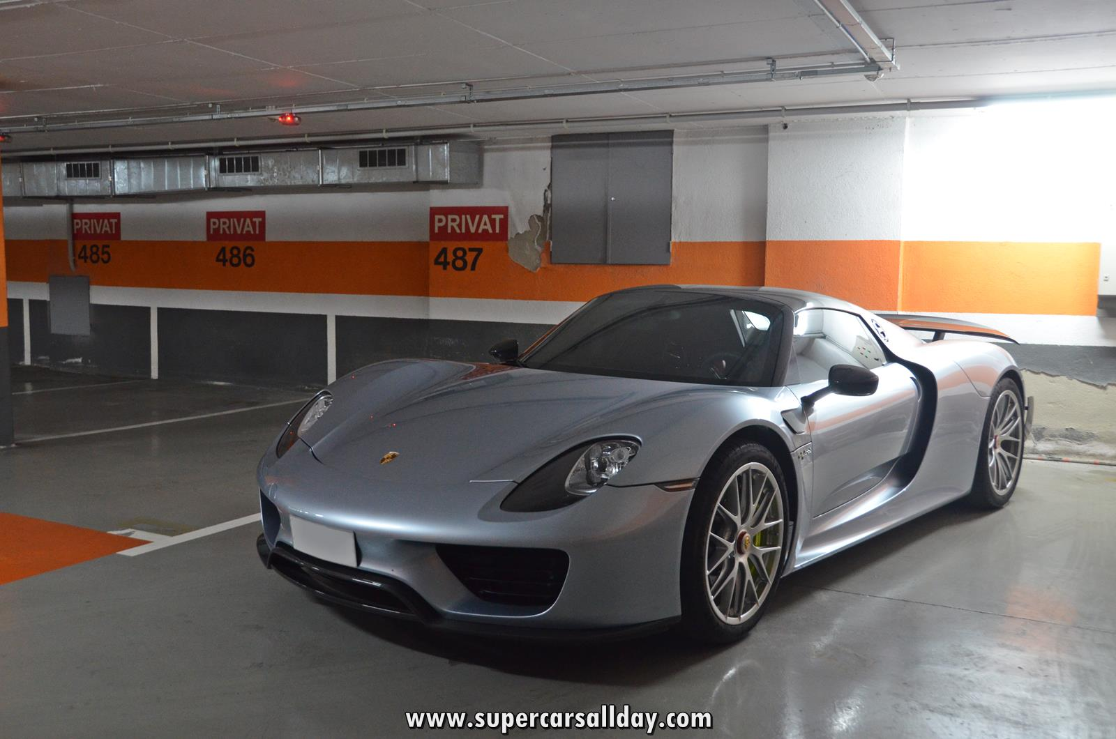 Porsche 918 Spyder Weissach Package - Supercars All Day [Exotic Cars on porsche macan production, porsche 918 engine, porsche rs spyder engine,