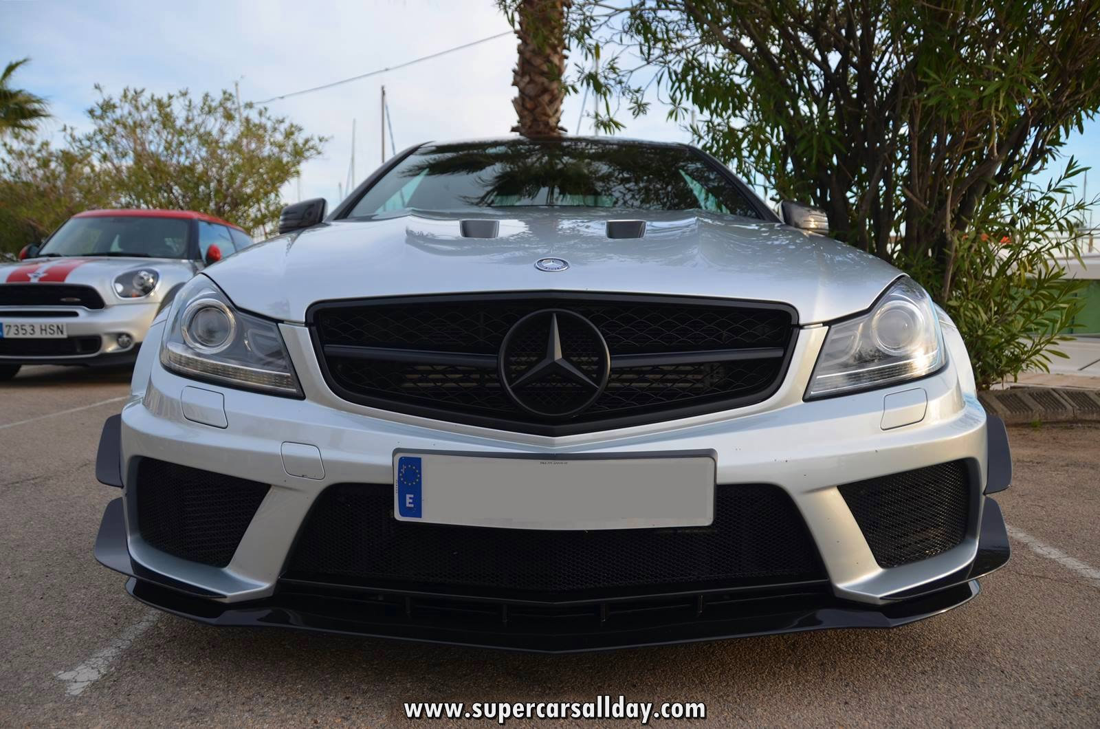 Mercedes benz c 63 amg coup black series supercars all for Mercedes benz all cars