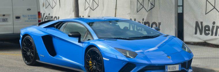 Lamborghini Aventador S Lp740 4 Supercars All Day