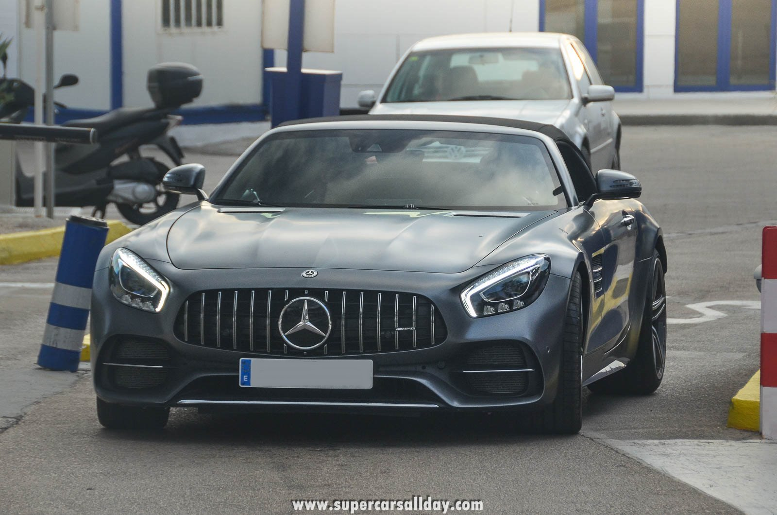 Mercedes Amg Gt C Roadster Supercars All Day Exotic Cars Photo