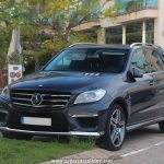 Mercedes-Benz ML 63 W166