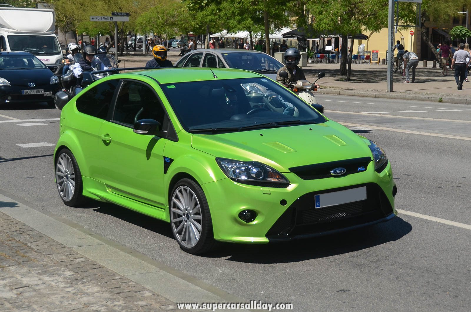 Ford Focus Rs Supercars All Day Exotic Cars Photo Car Collection