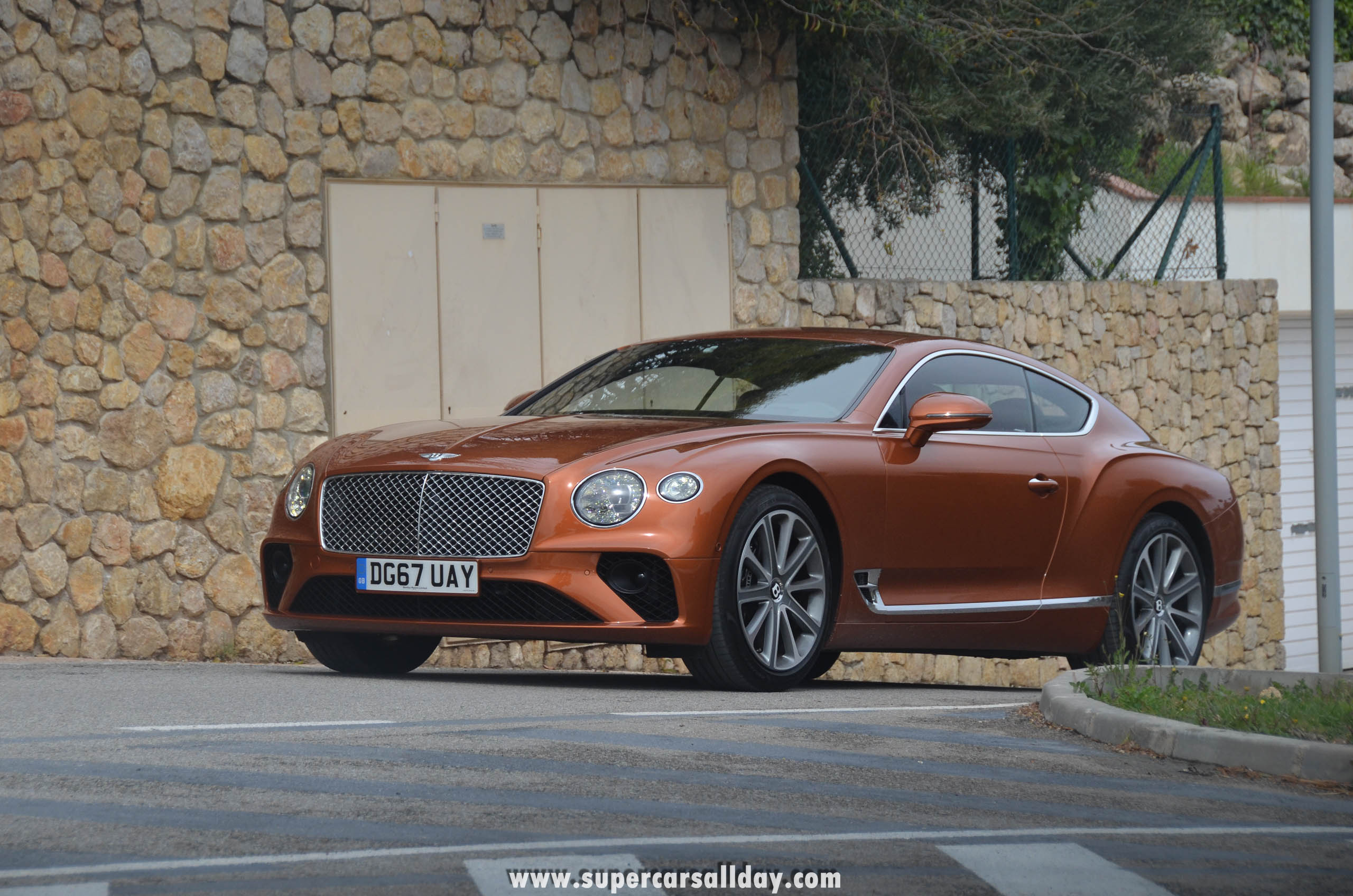 Bentley Continental Gt Supercars All Day Exotic Cars Photo Car Collection