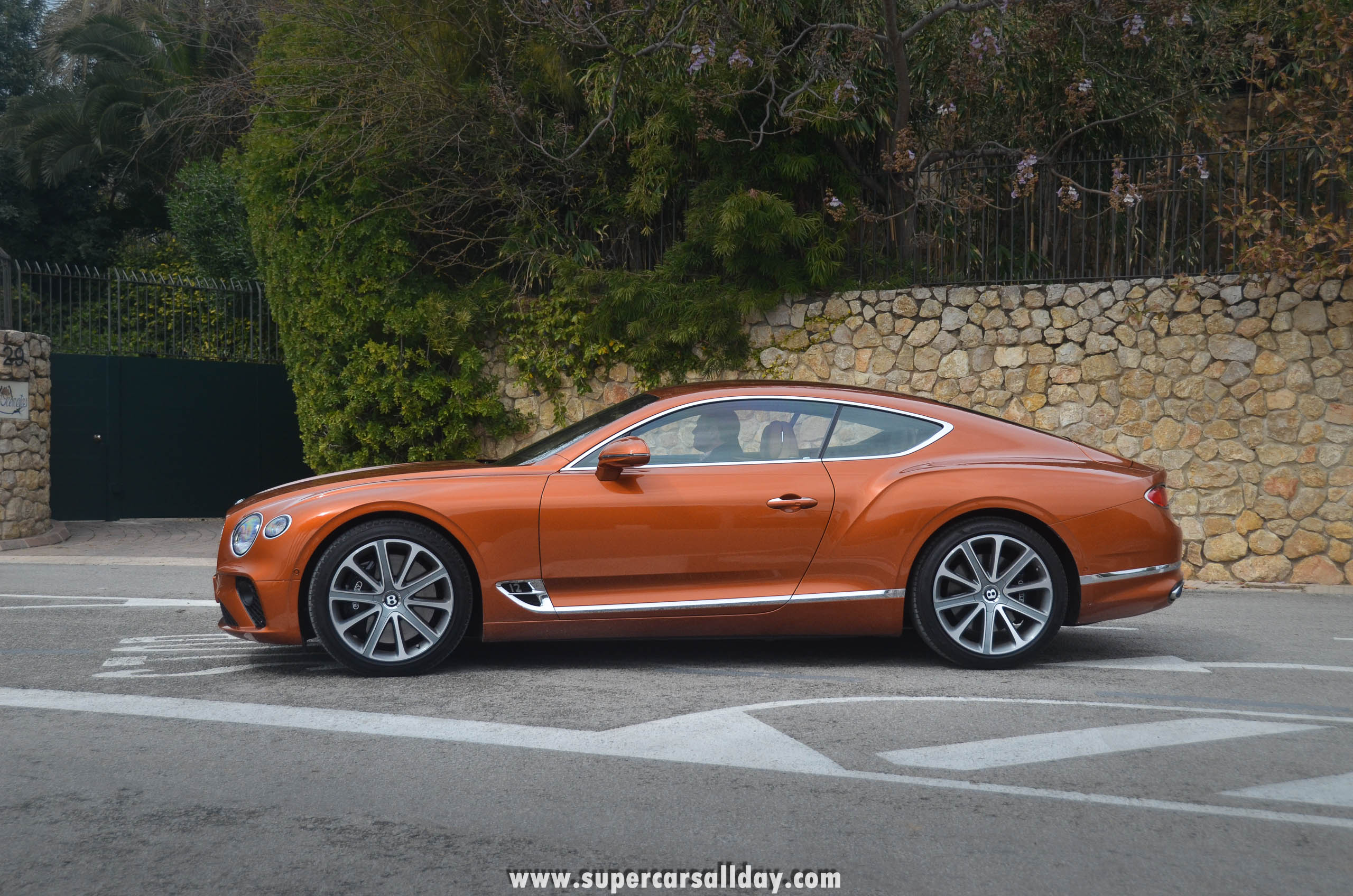 Bentley Continental Gt Supercars All Day Exotic Cars