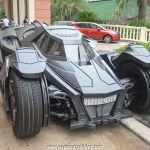 Batmobile Lamborghini