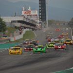 Ferrari Challenge en Barcelona