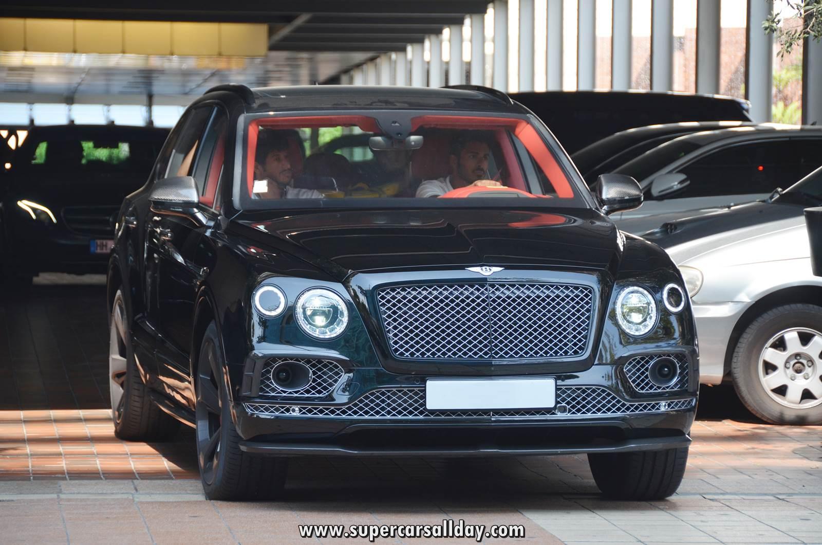 Bentley Bentayga - Supercars All Day [Exotic Cars | Photo Car