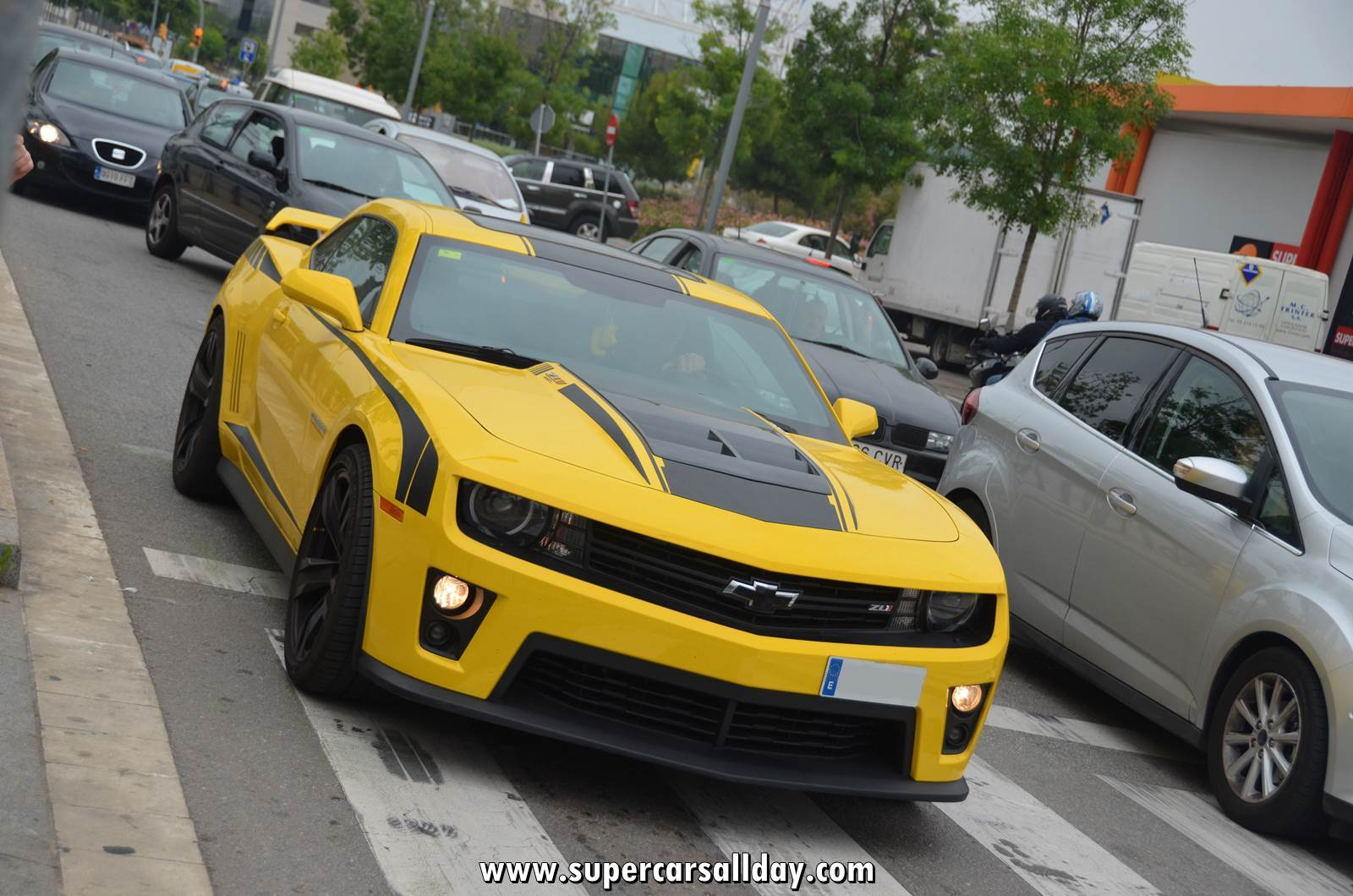 Chevrolet Camaro Zl1 Supercars All Day Exotic Cars