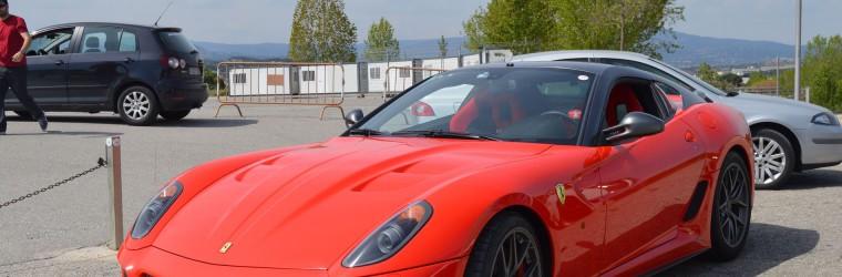 Ferrari 599 GTO Espíritu de Montjuic