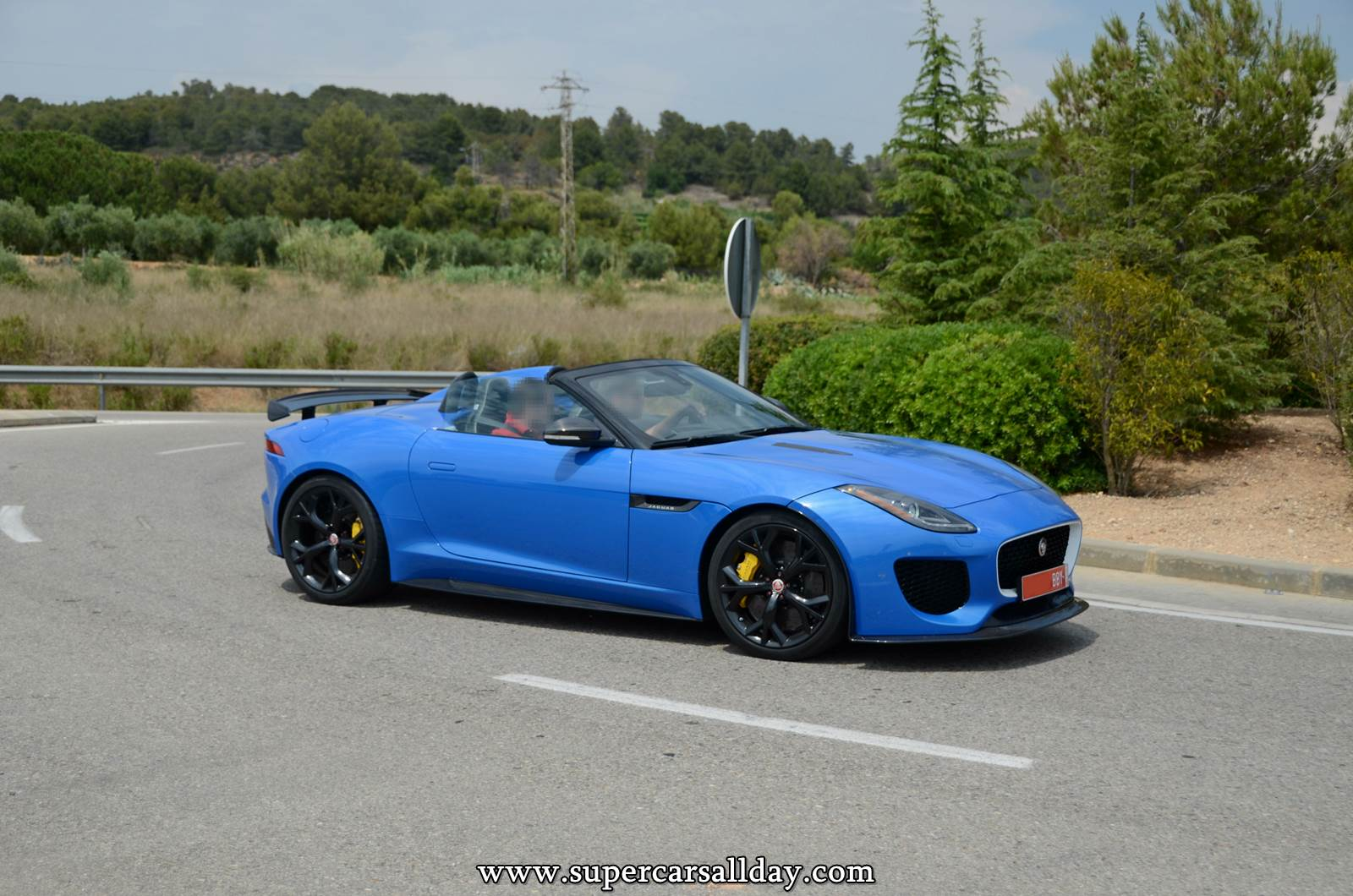 jaguar f type project 7 ub supercars all day exotic cars photo car collection. Black Bedroom Furniture Sets. Home Design Ideas