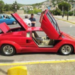 Lamborghini Countach 25th Anniversary 1