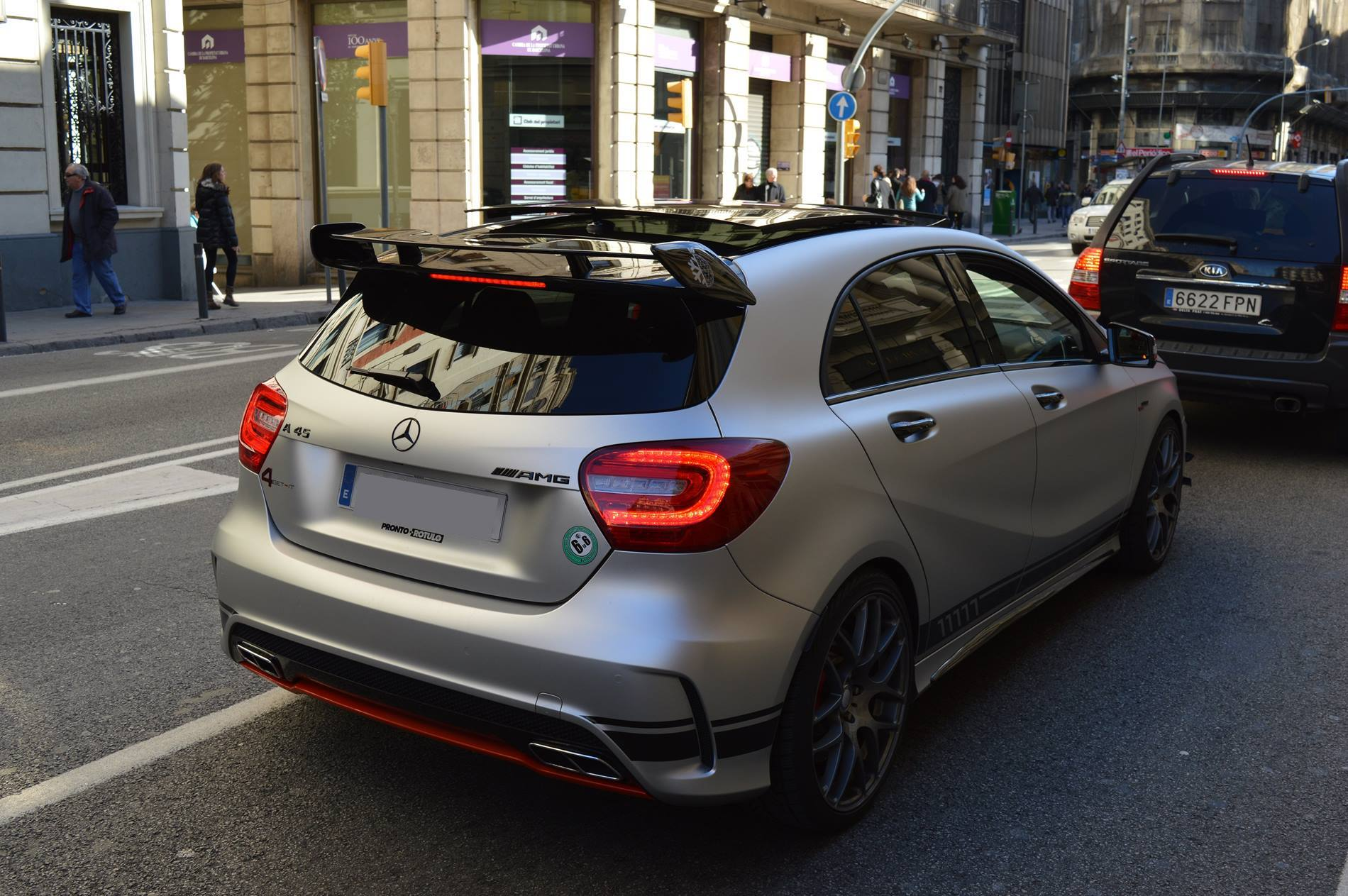 Mercedes benz a 45 amg edition 1 supercars all day for Is a mercedes benz a good car