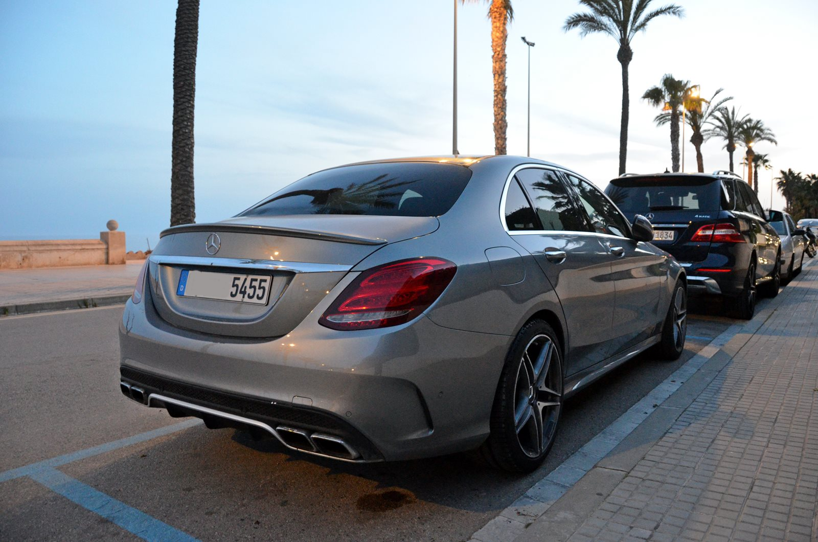 Mercedes Amg C63 W205 Supercars All Day Exotic Cars