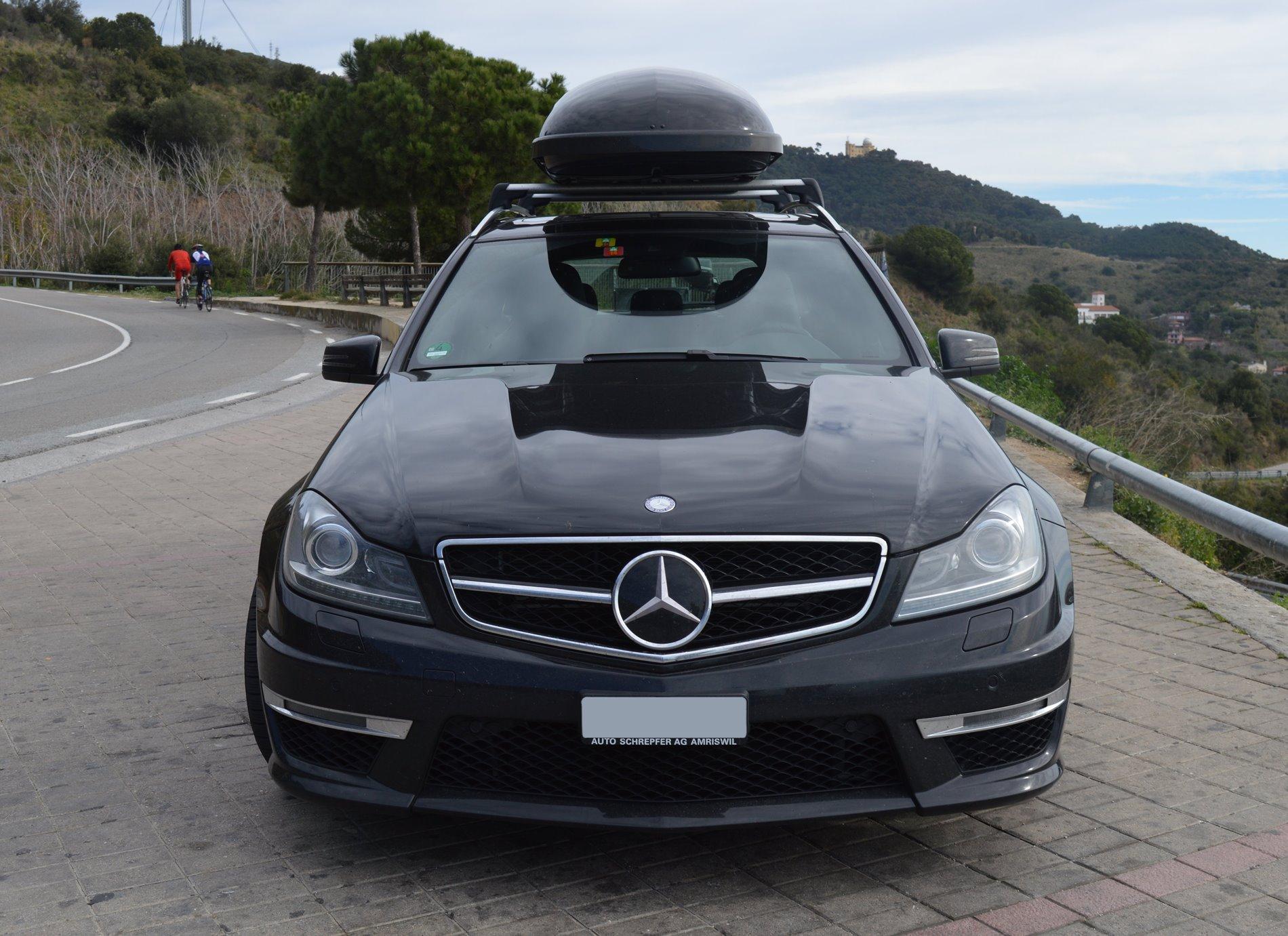 Mercedes benz c63 amg estate for Mercedes benz hoffman estates