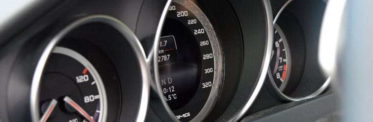 Mercedes-Benz C63 Estate