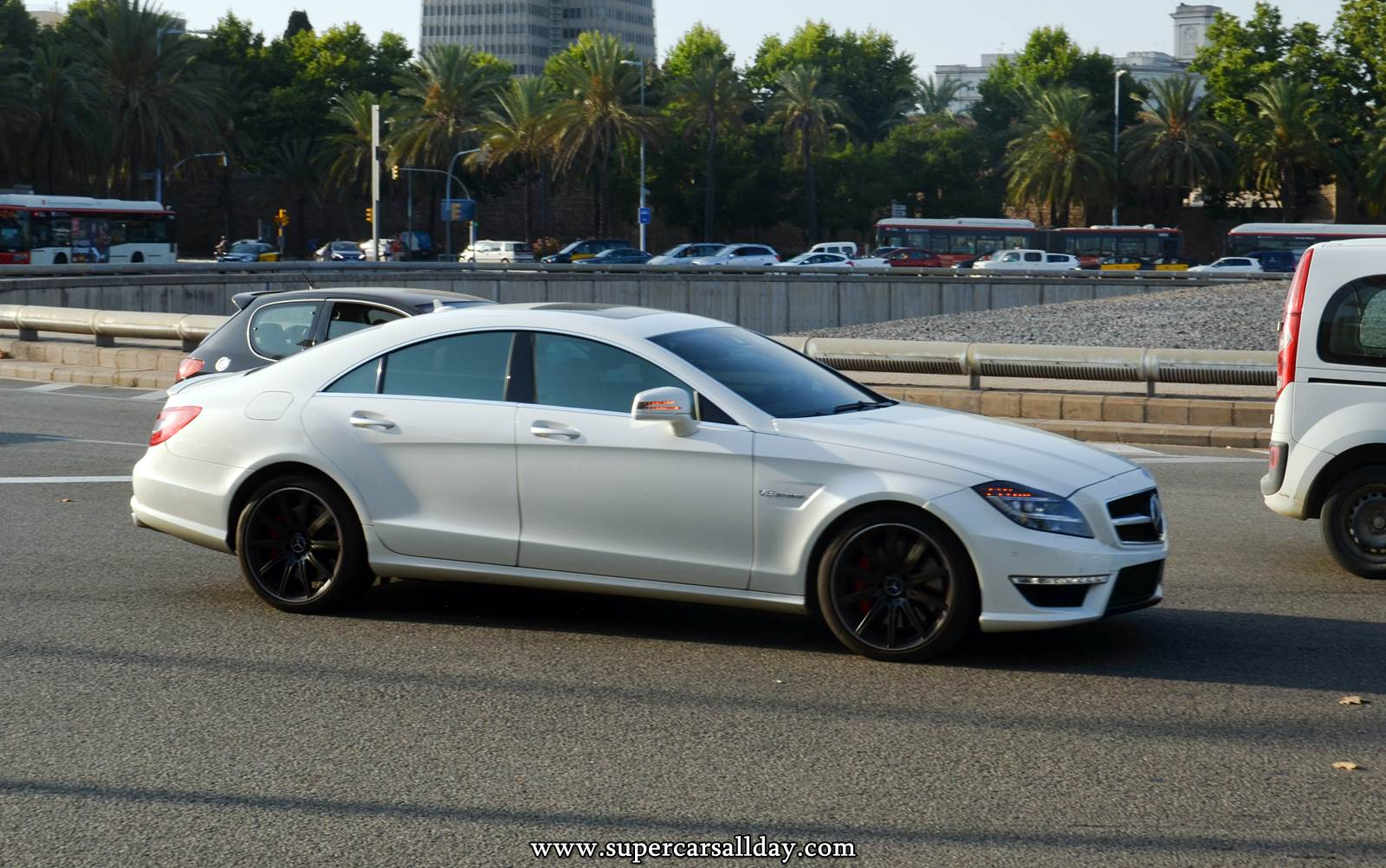 Mercedes benz cls 63 amg s c218 supercars all day for Mercedes benz cls series