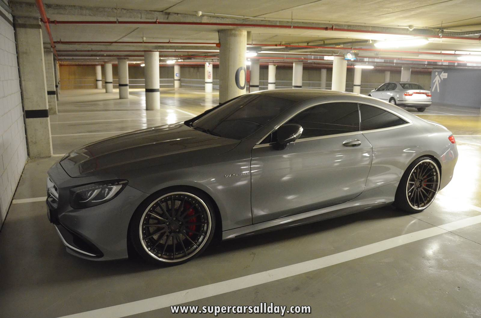 Mercedes benz s65 amg coupe with adv supercars all day for 2017 amg s 65 mercedes benz