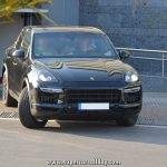 Porsche Cayenne Spy shots 2018 (2)