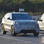 Range Rover Sport Coupe 2017