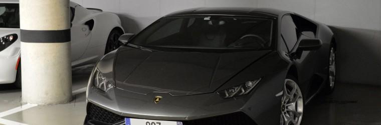Lamborghini Huracán 610-4