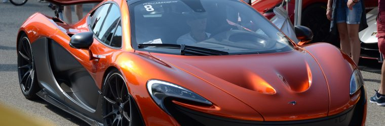 McLaren P1 in Paul Ricard 2015 By_Supercarsallday.com