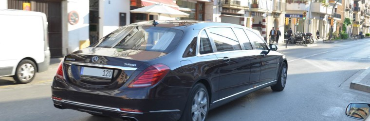 2016 Mercedes-Maybach Pullman