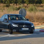 2019 Mercedes-Benz C-Class spy shots