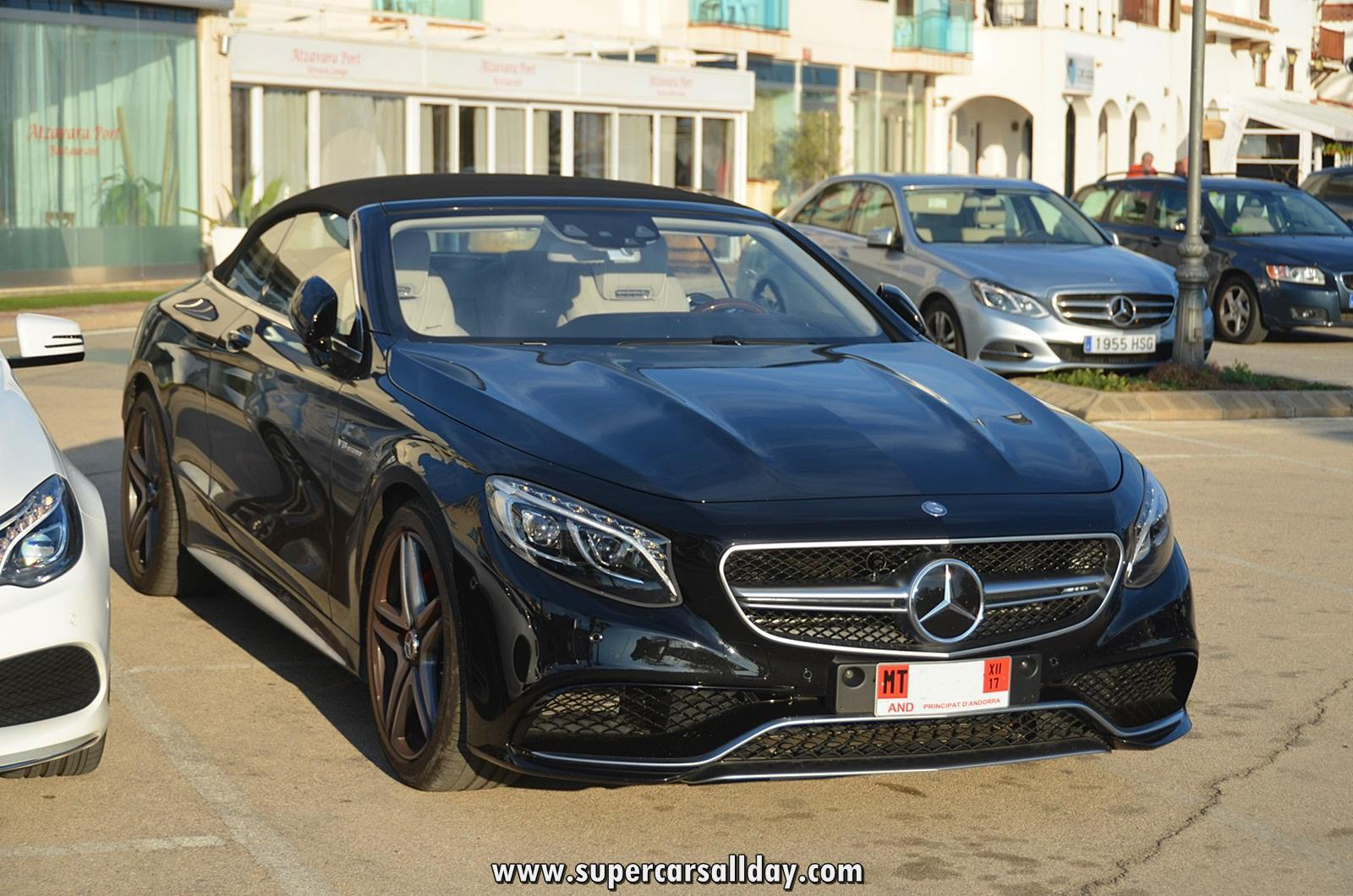 Tiny Home Designs: Mercedes-AMG S63 Convertible