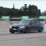 BMW M3 goes crazy!