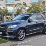 Mercedes-Benz ML 63 W166