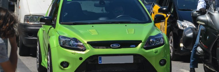 Ford Focus RS 09