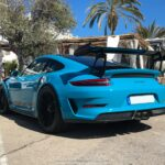 Porsche 991 GT3 RS Weissach Package