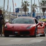 Ferrari 488 GTB   Startup and Revs
