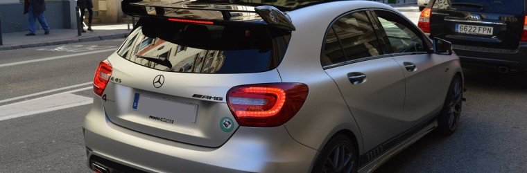 MB A45 AMG Edition 1