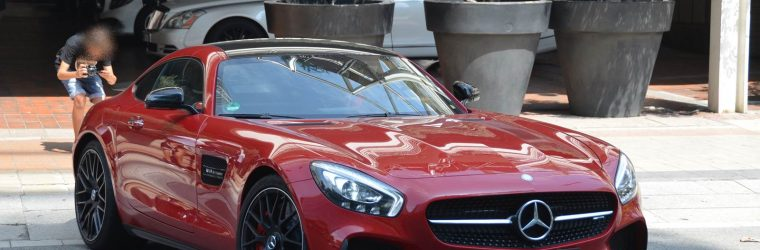 Mercedes-AMG GTS Edition One (2)