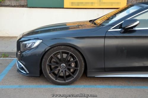 Mercedes-AMG S63 Cabriolet 5