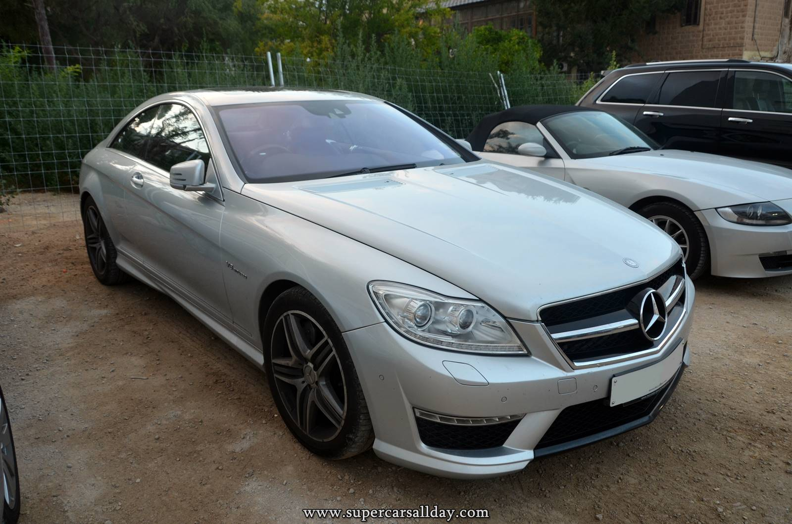 mercedes benz cl 63 amg c216 2011 supercars all day exotic cars photo car collection. Black Bedroom Furniture Sets. Home Design Ideas